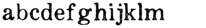 Appareo Medium Font LOWERCASE
