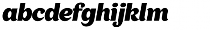 Appetite Italic Font LOWERCASE
