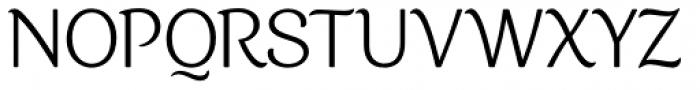 Appetite Pro Light Font UPPERCASE