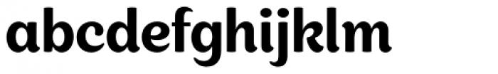 Appetite Pro Medium Font LOWERCASE