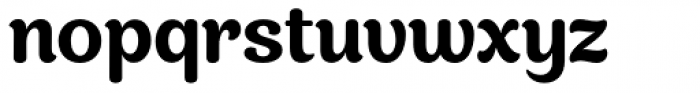 Appetite Pro Rounded Medium Font LOWERCASE
