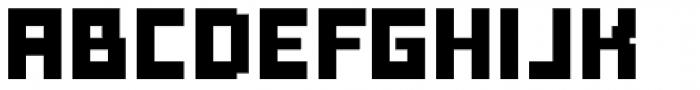 Applbitz Font UPPERCASE