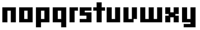 Applbitz Font LOWERCASE
