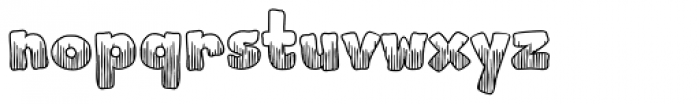 Apple Boy BTN Scratch Font LOWERCASE