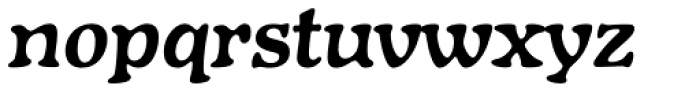 Applejack Font LOWERCASE