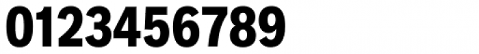 Applied Sans Condensed Black Font OTHER CHARS