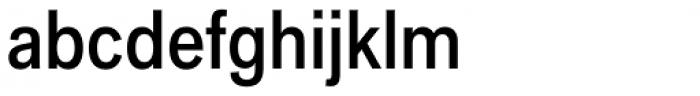 Applied Sans Condensed Medium Font LOWERCASE