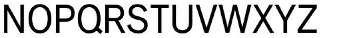 Applied Sans Condensed Font UPPERCASE
