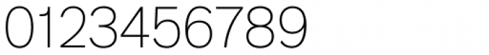 Applied Sans Ultra Light Font OTHER CHARS