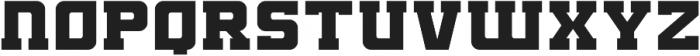 AQUILAE ttf (400) Font UPPERCASE