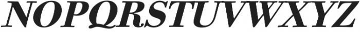 Aquatic italic otf (400) Font UPPERCASE