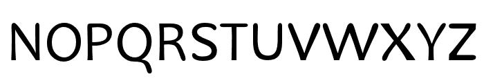 Aquarion Font UPPERCASE