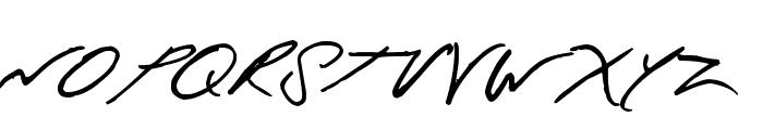 Aquila Cs Font UPPERCASE