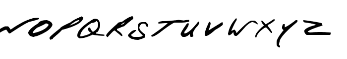 Aquila Cs Font LOWERCASE