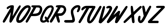 Aquila Regular Font UPPERCASE