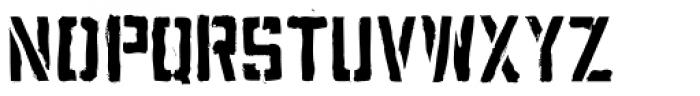 Aquacia Font UPPERCASE