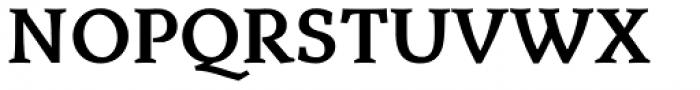 AquarelBold Font UPPERCASE