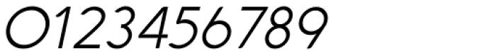 Aquawax Light Italic Font OTHER CHARS