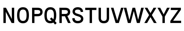 Areal BL Medium Font UPPERCASE