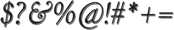 Arabicachalk_shadow Regular otf (400) Font OTHER CHARS
