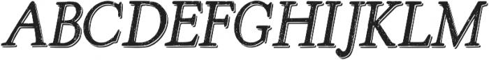 Arabicachalk_shadow Regular otf (400) Font UPPERCASE