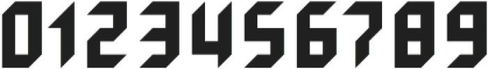 Arabigram Outlined otf (400) Font OTHER CHARS