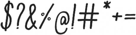 Aracne Cond Reg It otf (400) Font OTHER CHARS