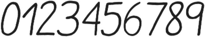 Aracne Reg It otf (400) Font OTHER CHARS