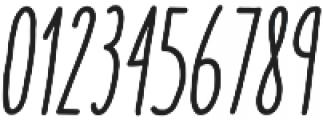 Aracne Soft UltraCond Reg It otf (900) Font OTHER CHARS