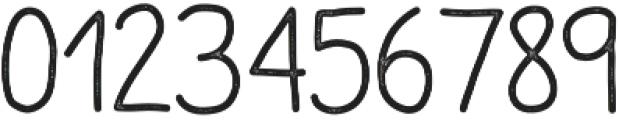 Aracne Stamp Reg otf (400) Font OTHER CHARS