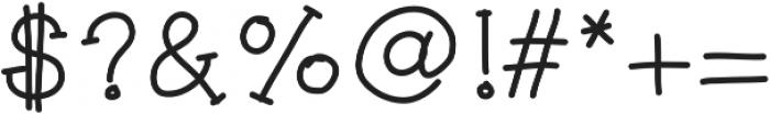 Aranza Serif ttf (700) Font OTHER CHARS