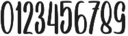 Arayara Regular otf (400) Font OTHER CHARS