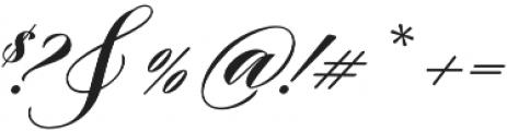 Arbordale Regular otf (400) Font OTHER CHARS