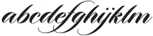 Arbordale Regular otf (400) Font LOWERCASE