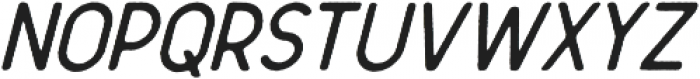 Arbour Oblique ttf (400) Font LOWERCASE