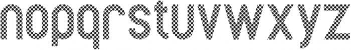 Arcachon Dots otf (400) Font LOWERCASE