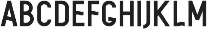 Arcachon Regular otf (400) Font UPPERCASE