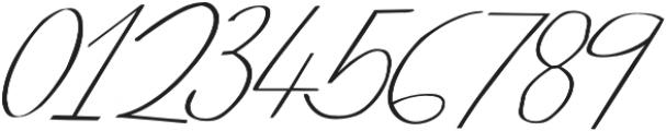 Arcadia Nova otf (400) Font OTHER CHARS
