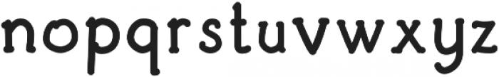 Architects and Draftsmen Bold otf (700) Font LOWERCASE