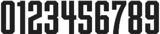 Archiva Bold otf (700) Font OTHER CHARS