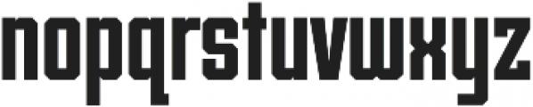 Archiva Bold otf (700) Font LOWERCASE