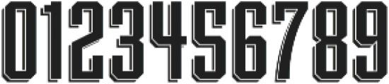 Archiva Dropline Regular otf (400) Font OTHER CHARS
