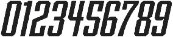 Archiva Italic Italic otf (400) Font OTHER CHARS