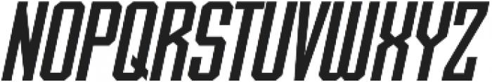 Archiva Italic Italic otf (400) Font UPPERCASE