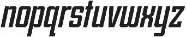 Archiva Italic Italic otf (400) Font LOWERCASE