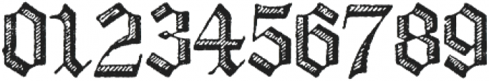 Archive Copperplate Text Regular otf (400) Font OTHER CHARS