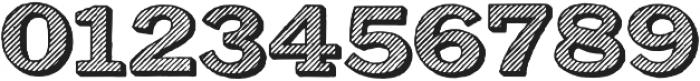 Archive Kludsky otf (400) Font OTHER CHARS