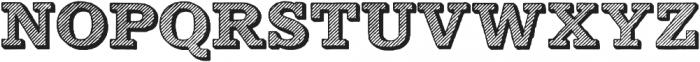 Archive Kludsky otf (400) Font UPPERCASE
