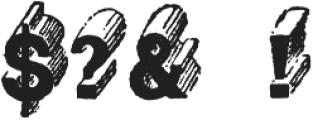 Archive Mann Regular otf (400) Font OTHER CHARS