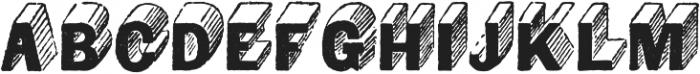 Archive Mann Regular otf (400) Font LOWERCASE